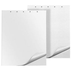 Blok flipchart Q-CONNECT, kratka, 65x100cm, 20 kart., biały