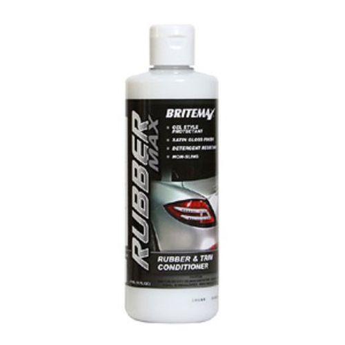 Pozostałe kosmetyki samochodowe, Britemax Rubber Max - Rubber & Trim Conditioner 473ml rabat 50%
