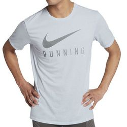 Nike koszulka do biegania M NK DRY TEE DBL SWOOSH L - BEZPŁATNY ODBIÓR: WROCŁAW!