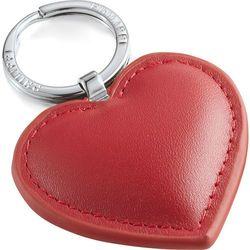 Brelok do kluczy serce Cora Philippi czerwony (P273035)