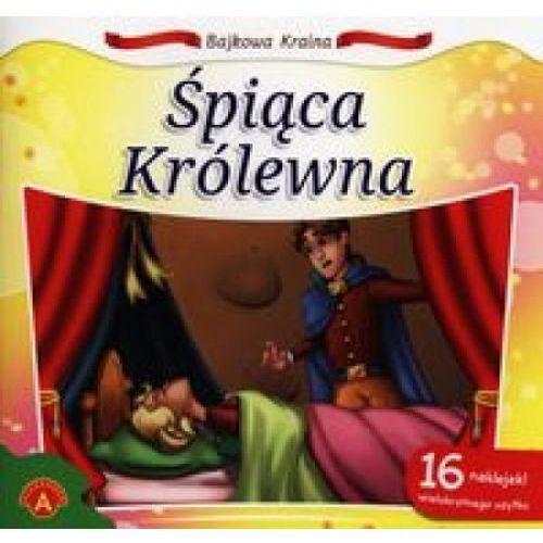 Książki dla dzieci, Śpiąca Królewna - Praca zbiorowa (opr. broszurowa)