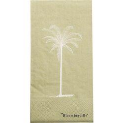Serwetki papierowe palm zielone 20 szt.