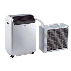 Klimatyzator przenośny Remko RKL 491 S-line DC - kolor srebrny = wydajnośc do 45 m2