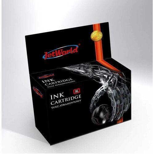 Tusze do drukarek, Tusz JWI-C520BN Black do drukarek Canon (Zamiennik Canon PGI-520BK) [26ml]