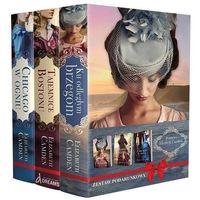 Literatura kobieca, obyczajowa, romanse, Pakiet: powieści elizabeth camden t. 1-3 - elizabeth camden