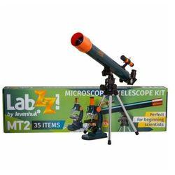 Zestaw LEVENHUK LabZZ MT2 z mikroskopem i teleskopem + DARMOWY TRANSPORT!