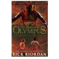 Książki do nauki języka, The Heroes of Olympus The House of Hades (opr. miękka)