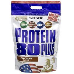 WEIDER Protein 80 Plus - 2000g - Strawberry