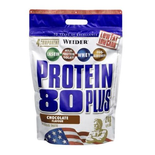 Odżywki białkowe, Weider Protein 80 Plus 500g