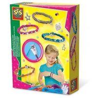 Pozostałe zabawki, Stwórz kolorowe bransoletki za pomocą francuskiego