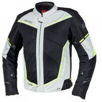 Pozostałe akcesoria do motocykli, Ozone kurtka tekstylna jet ii ice/black/fluo yello