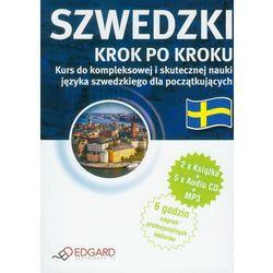 Szwedzki. Krok po korku dla początkujących (+ CD) (opr. miękka)