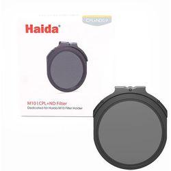Filtr polaryzacyjny z filtrem szarym ND 0.9 Haida M10 (drop-in) NanoPro
