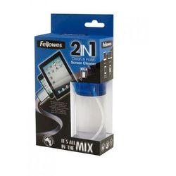Zestaw 2w1 do czyszczenia ekranów Fellowes - 50 ml
