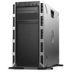Serwer DELL T430 z CPU Xeon 8C/16T E5-2620v4 + 8GB DDR3 + noHDD + kontroler H730p/2GB z Raid 5 + nadmiarowy zasilacz + 3y NBD