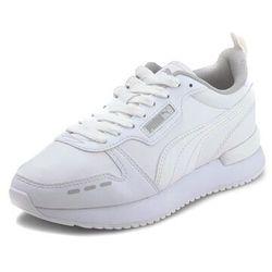 Puma Sneakersy R78 Sl Jr 374428 02 Biały