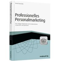 E-booki, Professionelles Personalmarketing - Inkl. eBook & Arbeitshilfen online Konschak, Bernd