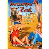 Literatura młodzieżowa, Detektyw Zack i tajemnica czerwonego kapelusza t.3 (opr. miękka)