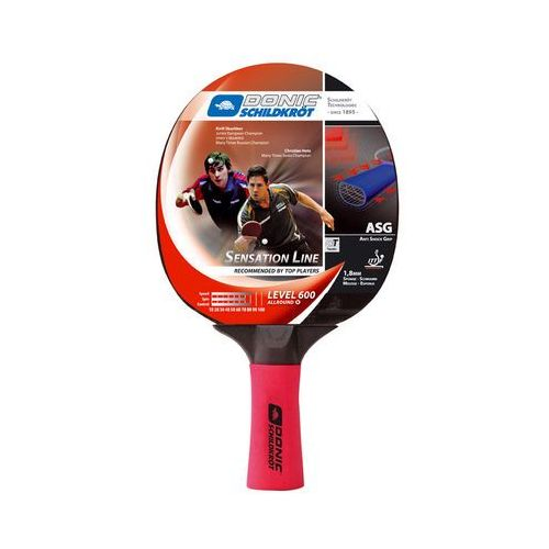 Tenis stołowy, Rakietka DONIC SENSATION 600