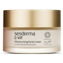 Sesderma C-VIT Moisturizing Facial Cream (W) krem do twarzy nawilżający 50ml