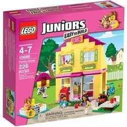 Lego JUNIORS 10686 - dom rodzinny - klocki juniors 10686