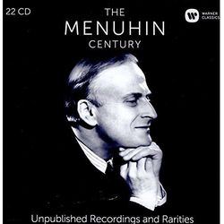 The Menuhin Century: Unpublished Recordings And Rarities (Limited)
