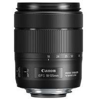 Obiektywy fotograficzne, Canon EF-S 18-135 MM 3.5-5.6 IS USM NANO 1276C005AA DARMOWA DOSTAWA DO 400 SALONÓW !!