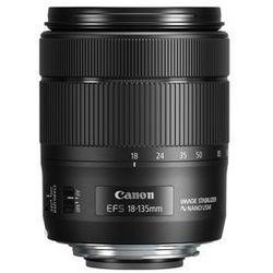Canon EF-S 18-135 MM 3.5-5.6 IS USM NANO 1276C005AA DARMOWA DOSTAWA DO 400 SALONÓW !!