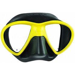 Maska do nurkowania MARES X-Free 411060 Czarno-żółty
