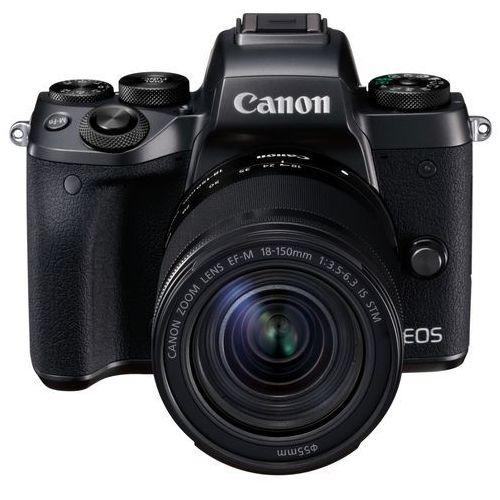 Aparaty kompaktowe, Canon EOS M5