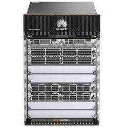 X8-8000 Router Huawei NetEngine 8000- X8 zawiera 2 MPUA1, 8 SFUs(4T), 10 DC Power, 3 Fan Tray