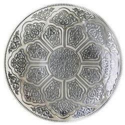 talerzyk ozdobny deserowy Huta szkła Irena