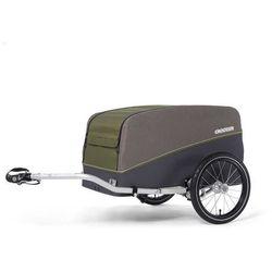 Croozer Cargo Tuure Przyczepka towarowa, olive green 2020 Przyczepki rowerowe Cargo