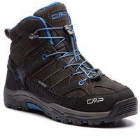 Kozaki dziecięce, Trekkingi CMP - Kids Rigel Mid Trekking Shoes Wp 3Q12944 Granita Corallo 81BN
