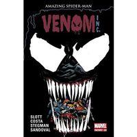 Literatura młodzieżowa, Amazing spider-man t.8 globalna sieć: venom inc - opracowanie zbiorowe (opr. broszurowa)