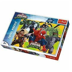 260 Elementów Spiderman