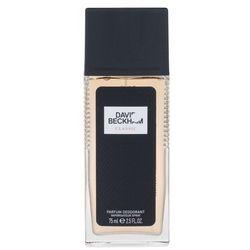 David Beckham Classic dezodorant 75 ml dla mężczyzn