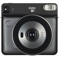 Aparaty analogowe, Fujifilm Instax SQUARE SQ6 (grafitowy)