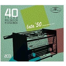 40 Tylko Polskich Piosenek - Lata 50-te (Druga Polowa) Vol. 1