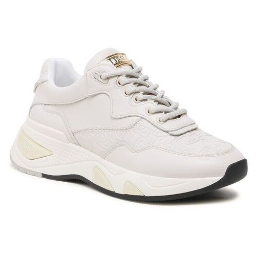 Damskie obuwie sportowe, Sneakersy LIU JO - Hoa 10 BA1037 P0102 Milk S1400