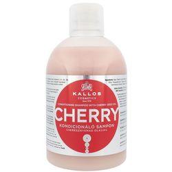 KALLOS 1000ml Cherry Szampon kondycjonujący z olejem z pestek czereśni