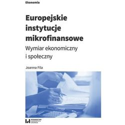 Europejskie instytucje mikrofinansowe (opr. broszurowa)