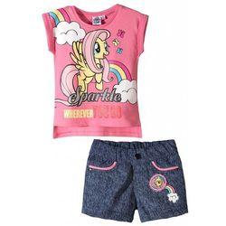 Komplet dziewczęcy My Little Pony 3P34A8 Oferta ważna tylko do 2022-07-05