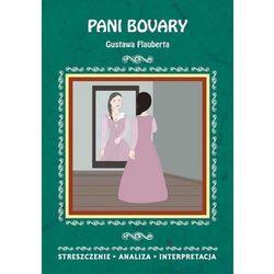 PANI BOVARY GUSTAWA FLAUBERTA STRESZCZENIE ANALIZA INTERPRETACJA (opr. miękka)