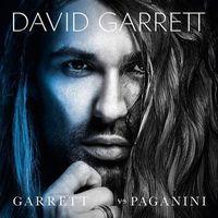 Pozostała muzyka rozrywkowa, Garrett Vs. Paganini (Polska cena) - Niccolo Paganini, David Garrett (Płyta CD)
