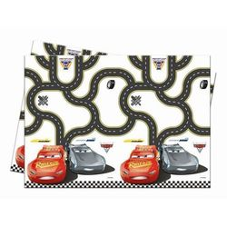 OBRUS FOLIOWY CARS 3 AUTA 120 x 180 cm