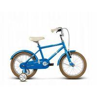 """Rowery dziecięce i młodzieżowe, Le Grand Rower Gilbert 16"""" BLU 2020"""