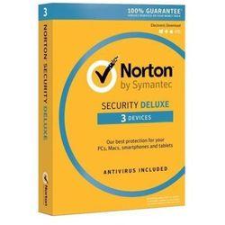 Program NORTON Security Deluxe 3.0 (3 stan. 12 mies.)