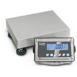 Waga platformowa SFE 300K-1LNM [Max] 300 kg odczyt 100 g WxDxH [mm] 650×500×140