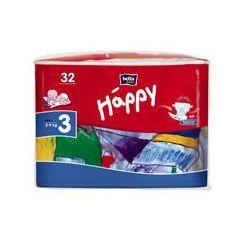 Pieluszki Bella Baby Happy - Midi (3) - 32szt.